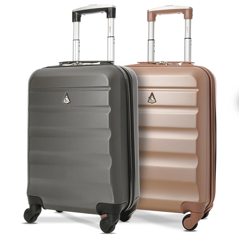 Set de 2 valises cabine Aerolite