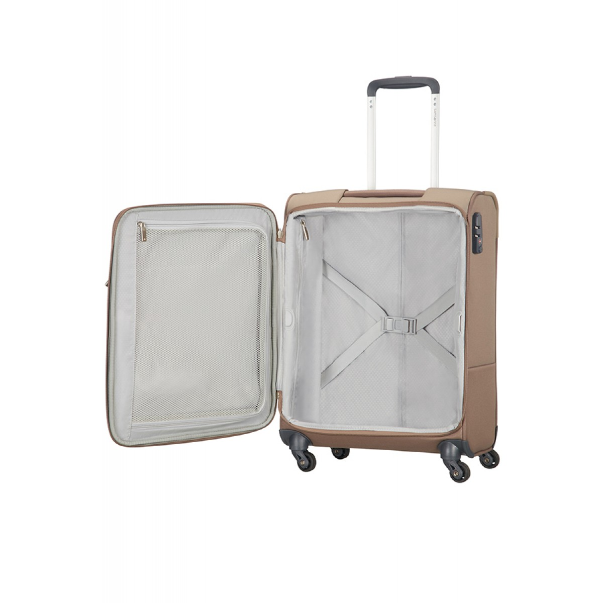 Bagage cabine Samsonite - Base Boost Spinner 55 cm 5