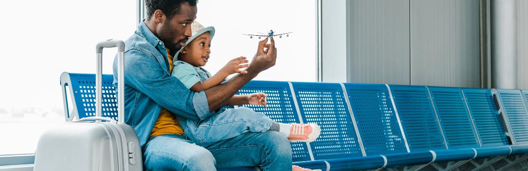 Comment occuper les enfants en avion ? | Nos astuces !
