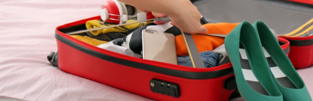 Préparer le parfait bagage cabine : tous nos conseils et astuces!