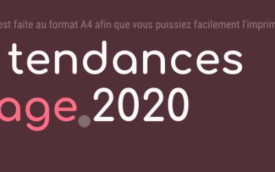 Les tendances voyages pour 2020