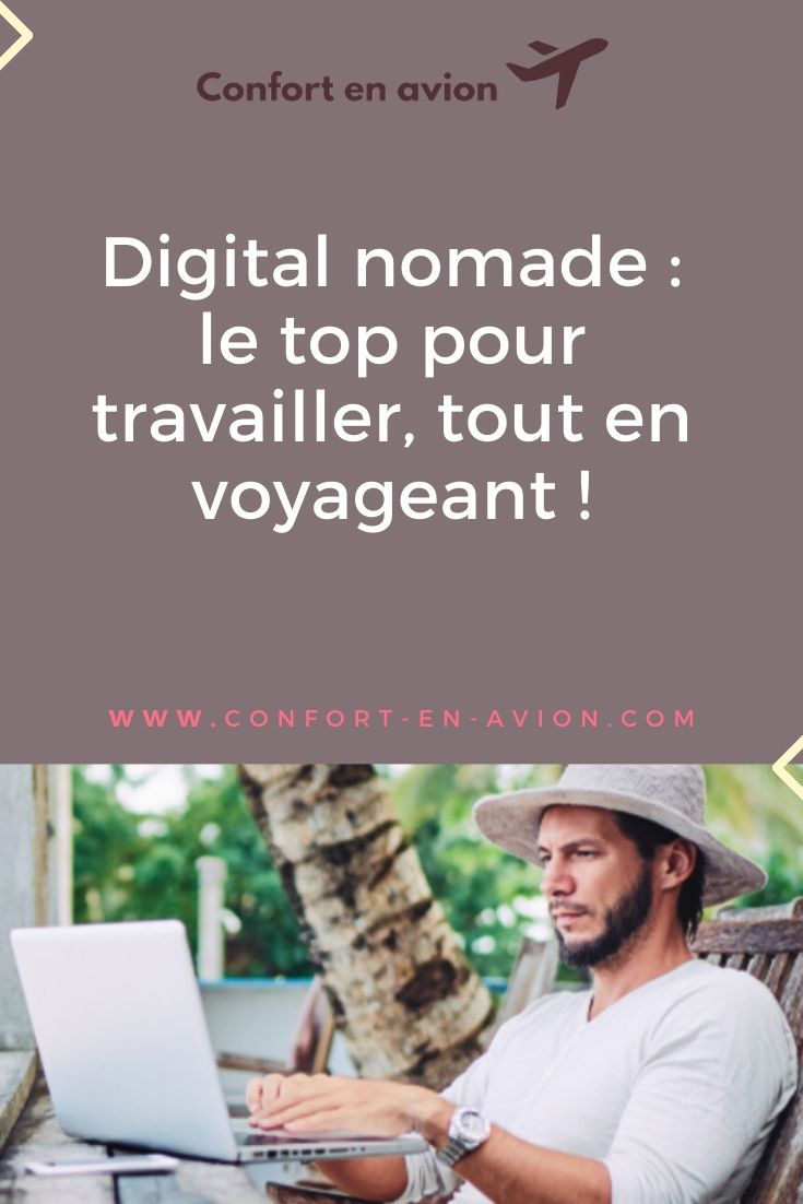 Le digital nomade est à la mode en ce moment : on rêve tous de voyager et travailler en même temps !Alors, prêt pour le nomadisme digital ? Suivez-nous !