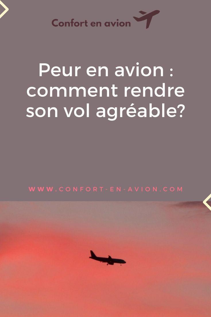 Vous avez peur en avion ? Découvrez nos conseils pour préparer votre vol, vaincre votre peur de l'avion et voyager sans stress.