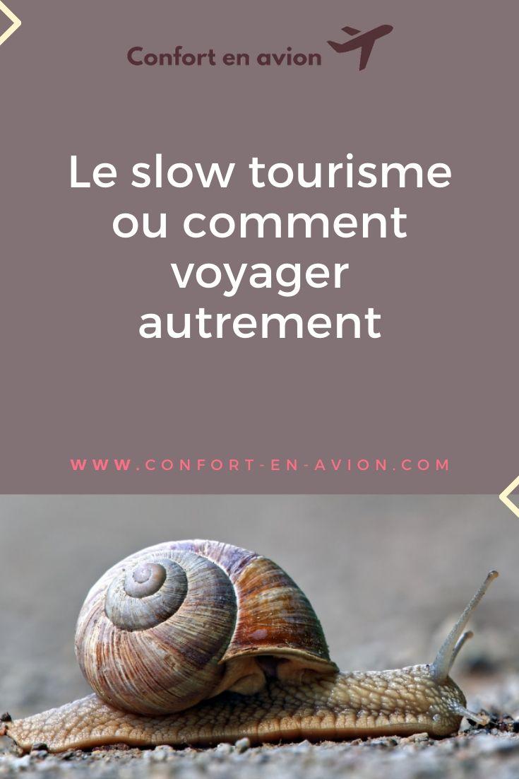 Connaissez-vous le slow-tourisme ? C'est la nouvelle tendance voyage. Sur confort-en-avion.com, on vous dit ce que c'est et comment le pratiquer.