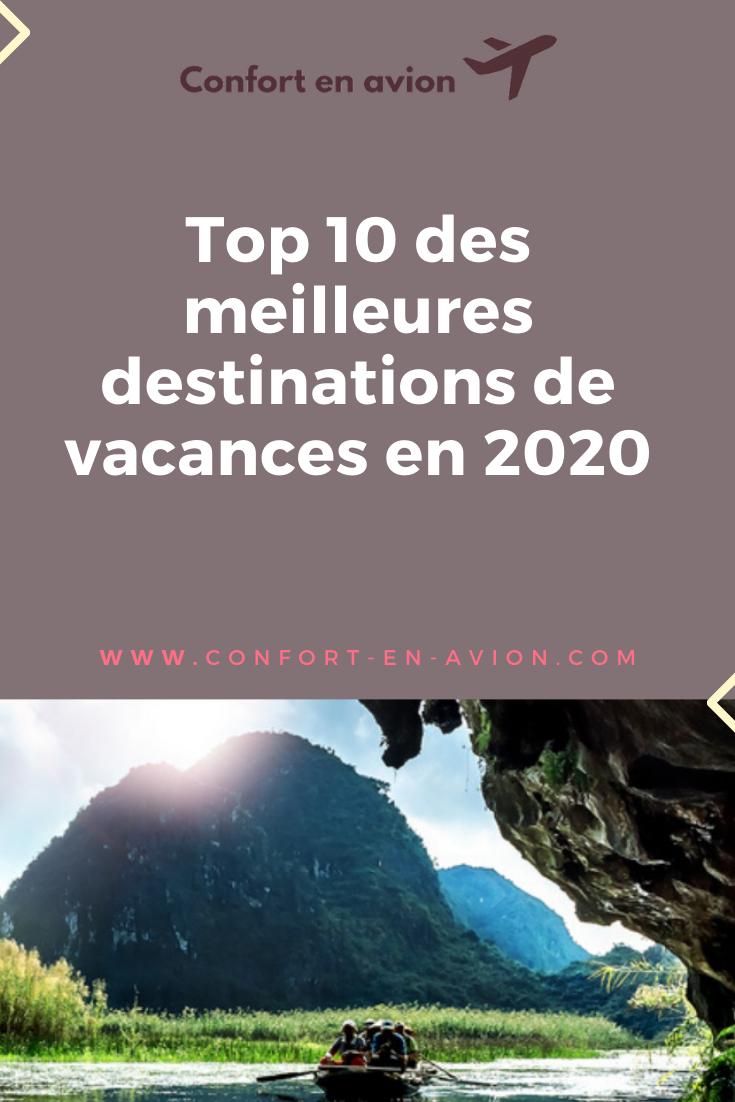 Vous cherchez du dépaysement ? Voici les 10 meilleures destinations à découvrir à l'étranger en 2020 pour passer des vacances dans des endroits peu connus.
