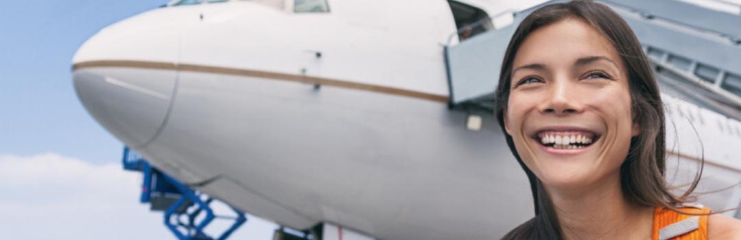Prendre l'avion pour la première fois : le guide complet!