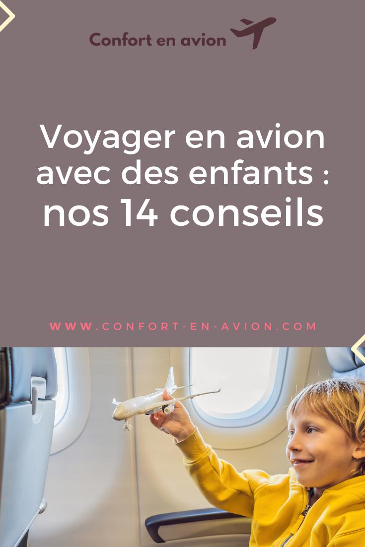 Suivez nos conseils pour voyager en avion avec des enfants. Ces 14 astuces vous aideront à organiser judicieusement votre voyage aérien et à le vivre sans stress.