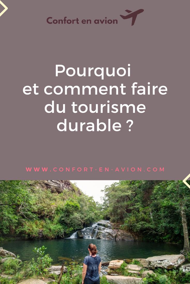 Participez à un tourisme durable grâce à des gestes simples lors de vos voyages.